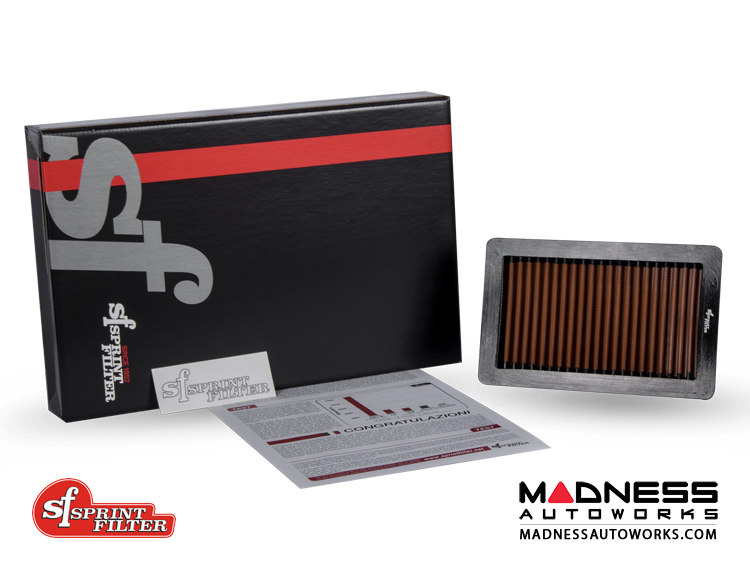 smart fortwo Performance Air Filter - 453 model - Sprint Filter
